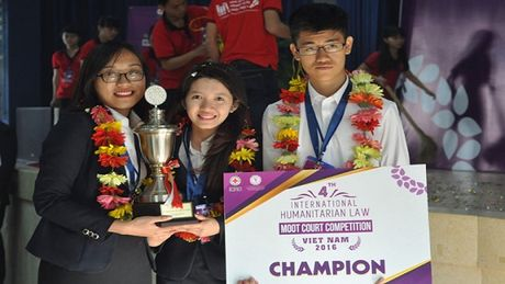 Hoc vien Ngoai giao se tham gia phien toa gia dinh Chau A – Thai Binh Duong 2017 - Anh 1