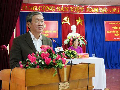 Ong Dinh The Huynh: Dang kiem tra dau hieu vi pham cua ong Vo Kim Cu - Anh 1