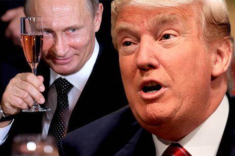 Politico: Rat nhieu nguoi ngan can Donald Trump cai thien quan he voi Nga - Anh 1
