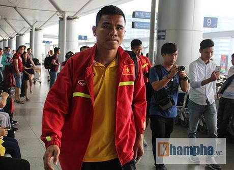 AFF Cup: DT Viet Nam di Indonesia voi niem tin quyet thang - Anh 10
