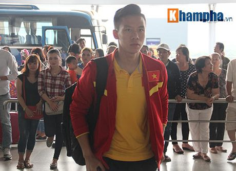 AFF Cup: DT Viet Nam di Indonesia voi niem tin quyet thang - Anh 11