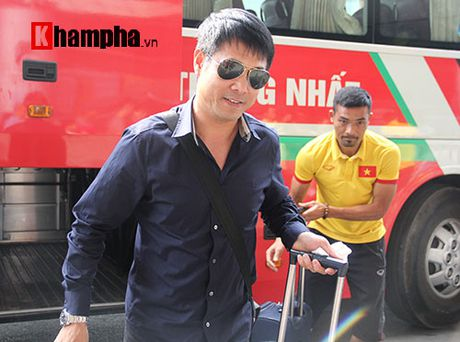 AFF Cup: DT Viet Nam di Indonesia voi niem tin quyet thang - Anh 12