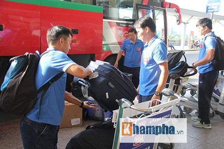 AFF Cup: DT Viet Nam di Indonesia voi niem tin quyet thang - Anh 1