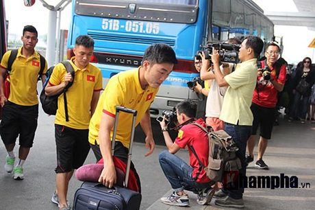 AFF Cup: DT Viet Nam di Indonesia voi niem tin quyet thang - Anh 2