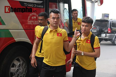 AFF Cup: DT Viet Nam di Indonesia voi niem tin quyet thang - Anh 3