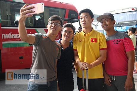 AFF Cup: DT Viet Nam di Indonesia voi niem tin quyet thang - Anh 4