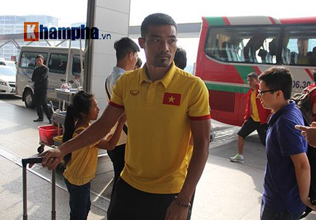 AFF Cup: DT Viet Nam di Indonesia voi niem tin quyet thang - Anh 7