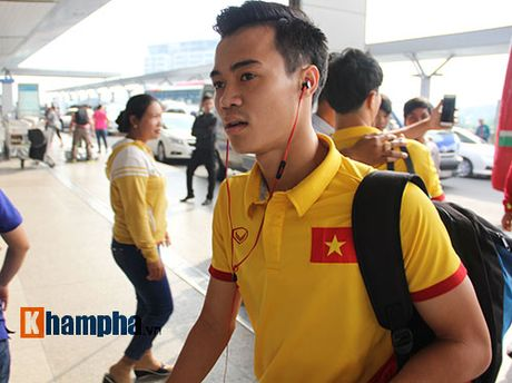 AFF Cup: DT Viet Nam di Indonesia voi niem tin quyet thang - Anh 9
