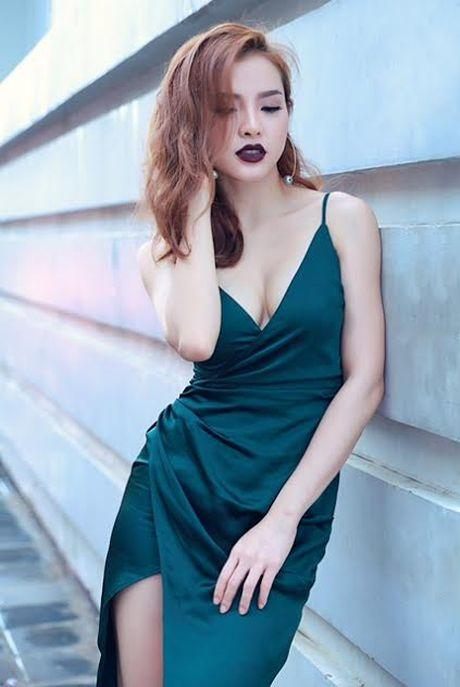 Phuong Trinh Jolie trai long ve tinh yeu mu quang trong ca khuc moi - Anh 4