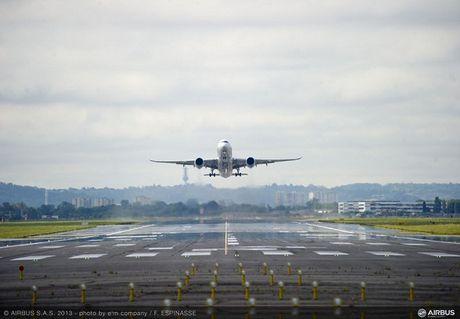 Vietnam Airlines mua 10 may bay A350-900, mo duong bay thang den My - Anh 1
