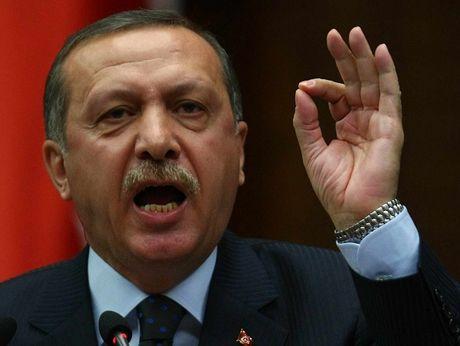 Tho Nhi Ky thua nhan vao Syria chi de lat do Tong thong Assad - Anh 1
