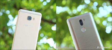 So sanh camera Samsung Galaxy C7 va Xiaomi Mi 5s Plus - Anh 1