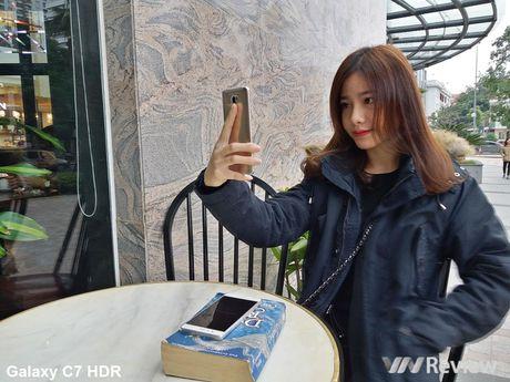 So sanh camera Samsung Galaxy C7 va Xiaomi Mi 5s Plus - Anh 25