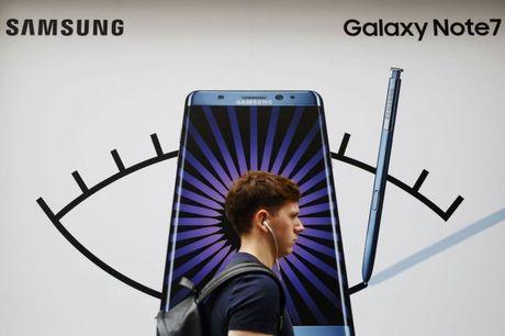 Samsung se tuyen bo nguyen nhan Galaxy Note 7 no trong thang 12 - Anh 1