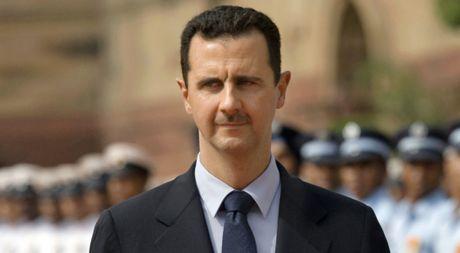 TTK Lien doan A Rap: 'Ong Assad co the duy tri quyen luc' - Anh 1