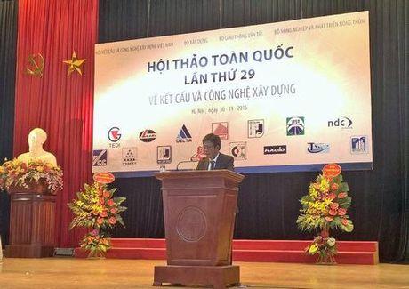 Ket cau va cong nghe xay dung: Xu huong phat trien va ung dung tai Viet Nam - Anh 3