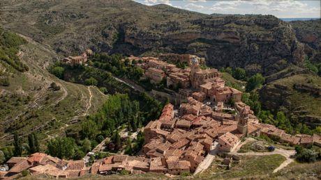 Den tham Albarracin de 'lui ve qua khu' - Anh 1