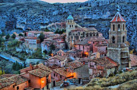 Den tham Albarracin de 'lui ve qua khu' - Anh 2