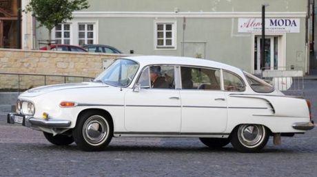 Nhung chiec xe gan lien voi lanh tu Cuba Fidel Castro - Anh 3