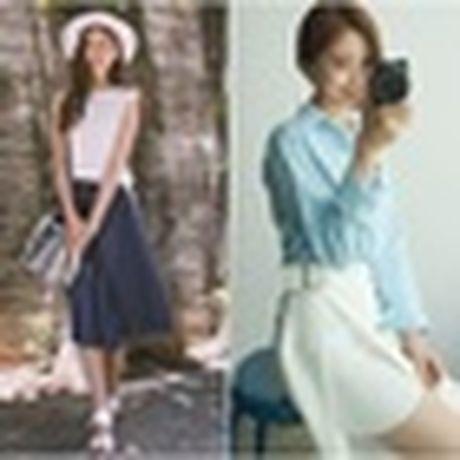 10 chiec chan vay 'dinh' cua co nang cong so - Anh 12