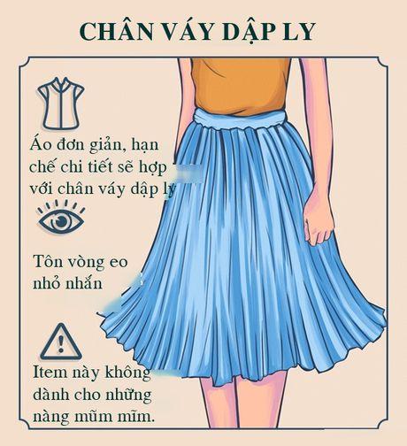 10 chiec chan vay 'dinh' cua co nang cong so - Anh 4