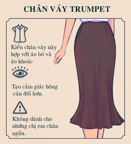 10 chiec chan vay 'dinh' cua co nang cong so - Anh 5