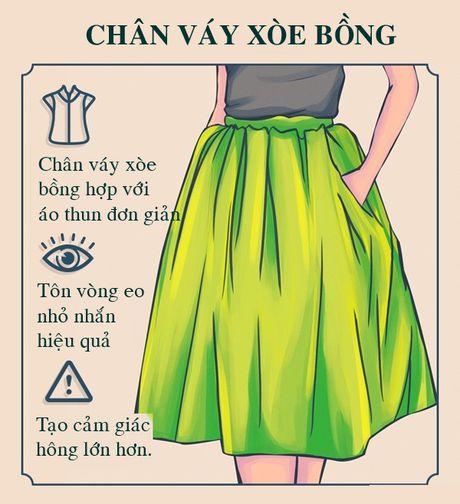 10 chiec chan vay 'dinh' cua co nang cong so - Anh 7