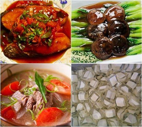 Thuc don com ngon danh cho nguoi muon tang can - Anh 2