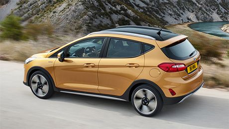 Ford Fiesta the he moi lo dien - Anh 3