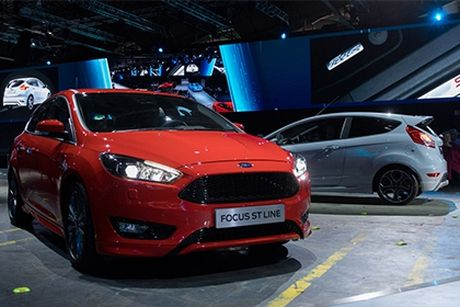 Ford Fiesta the he moi lo dien - Anh 4