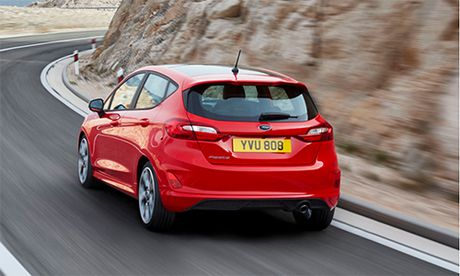 Ford Fiesta the he moi lo dien - Anh 5