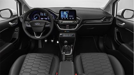 Ford Fiesta the he moi lo dien - Anh 6