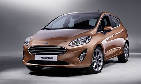 Ford Fiesta the he moi lo dien - Anh 8
