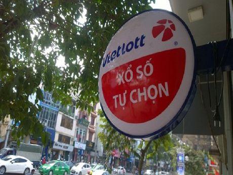 'Bat mi' nhung diem ban ve so Vietlott o Ha Noi - Anh 1