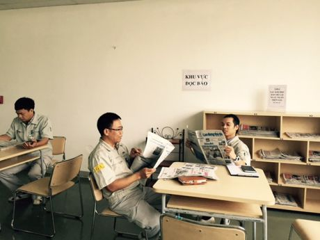 Bao Lao dong Thu do gan gui hon voi CNLD - Anh 2