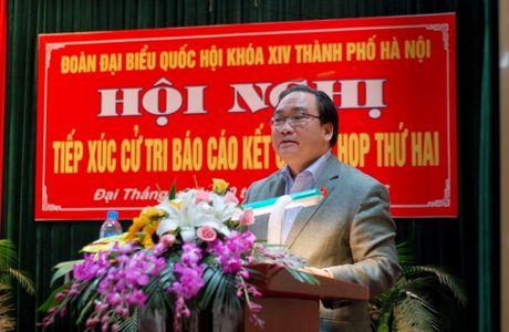 Phat trien kinh te phai di doi voi an sinh xa hoi - Anh 1