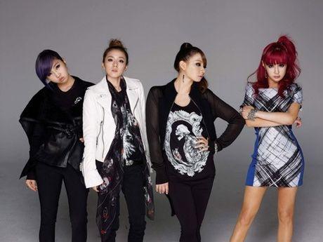 CL gui loi nhan cho fan va tiet lo 2NE1 da thu am mot album truoc khi tan ra - Anh 1