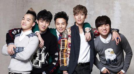 Big Bang tham gia talkshow voi day du 5 thanh vien truoc ngay T.O.P nhap ngu - Anh 1