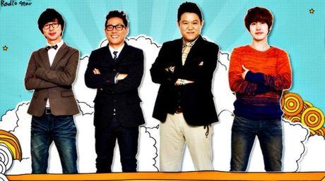 Big Bang tham gia talkshow voi day du 5 thanh vien truoc ngay T.O.P nhap ngu - Anh 3