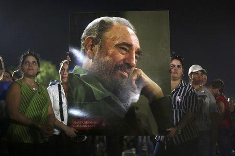 Lanh dao the gioi do ve Cuba tuong niem lanh tu Fidel Castro - Anh 12