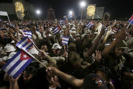 Lanh dao the gioi do ve Cuba tuong niem lanh tu Fidel Castro - Anh 15