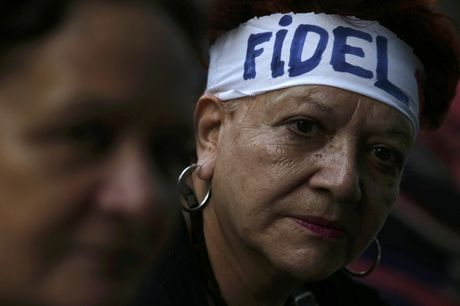 Lanh dao the gioi do ve Cuba tuong niem lanh tu Fidel Castro - Anh 16