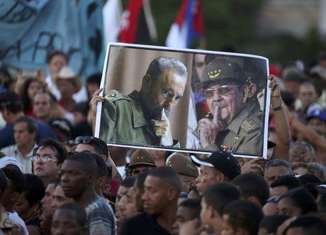 Lanh dao the gioi do ve Cuba tuong niem lanh tu Fidel Castro - Anh 17