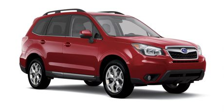 34.500 xe Subaru Forester va Impreza bi trieu hoi do loi tui khi - Anh 1