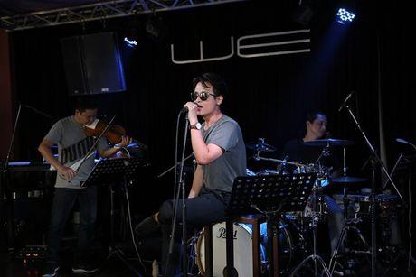 Thu Minh cuc 'xi tin', My Tam 'om ap' Hong Nhung tap luyen cho show dien dang cap - Anh 8