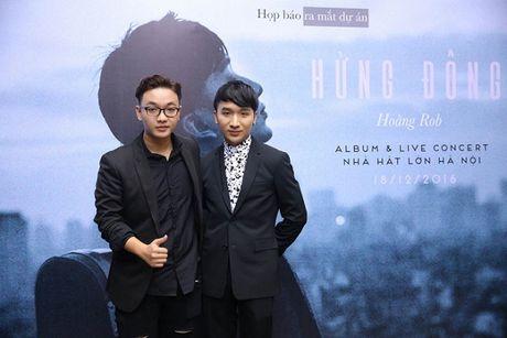 Linh Nga dep hut hon trong hop bao Hoang Rob, hua hen man ket hop co 1-0-2 - Anh 11
