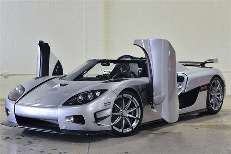 Kham pha sieu xe cuc hiem 'det kim cuong' Koenigsegg CCXR Trevita - Anh 1