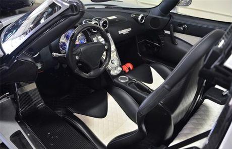Kham pha sieu xe cuc hiem 'det kim cuong' Koenigsegg CCXR Trevita - Anh 4