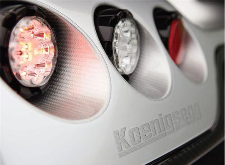 Kham pha sieu xe cuc hiem 'det kim cuong' Koenigsegg CCXR Trevita - Anh 7