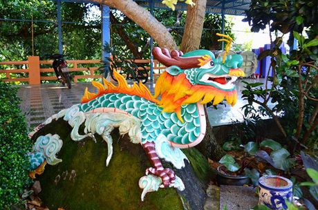 Chua Su Muon – di tich khong the bo qua o Phu Quoc - Anh 5